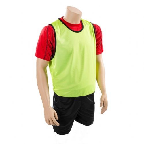 Mesh Training Bib (Youth, Adult) - Fluo Yellow